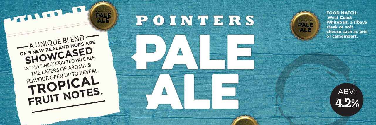 Pointers Pale Ale