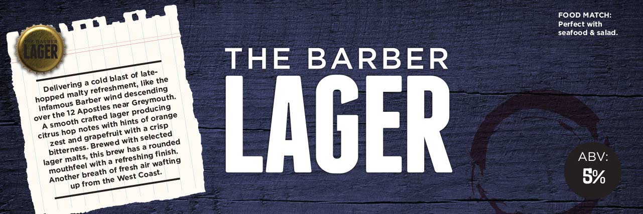 The Barber Lager