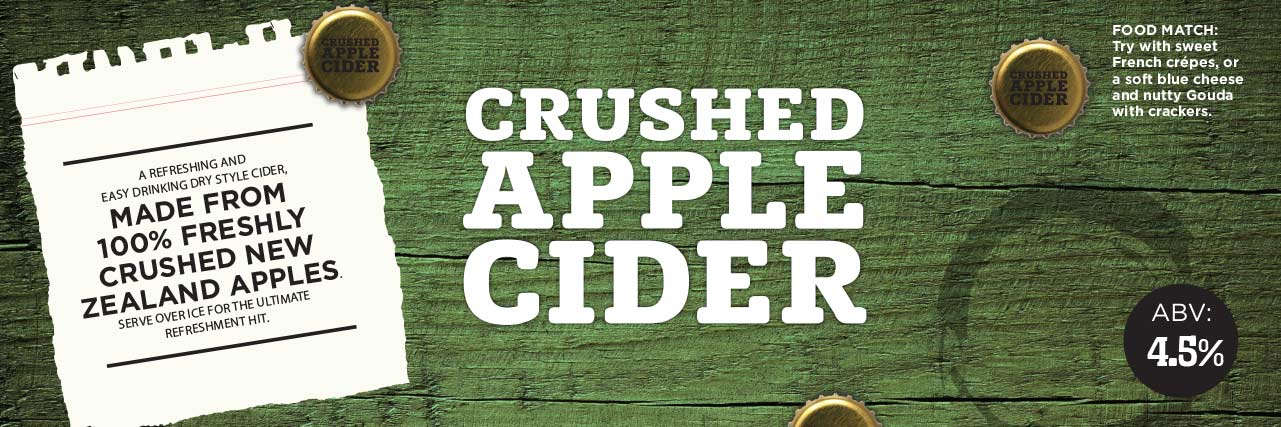 Crushed Apple Cider