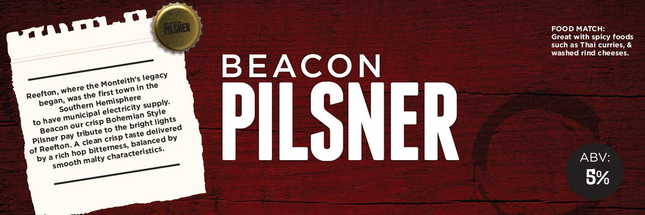 Beacon Pilsner