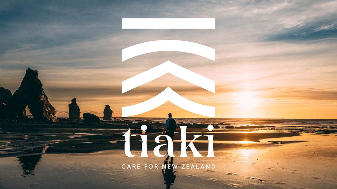 Tiaki - care for New Zealand